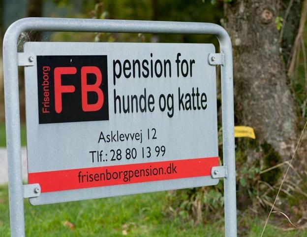 Velkommen til Kennel Frisenborg